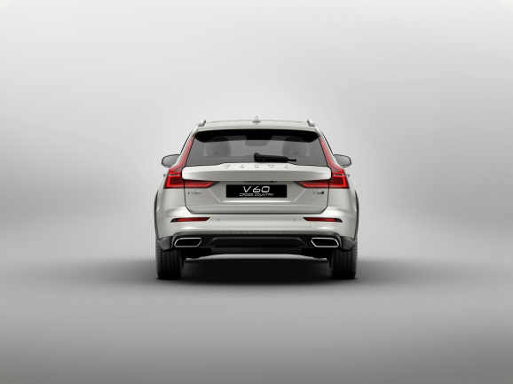 Volvo V60 Cross Country - zadek