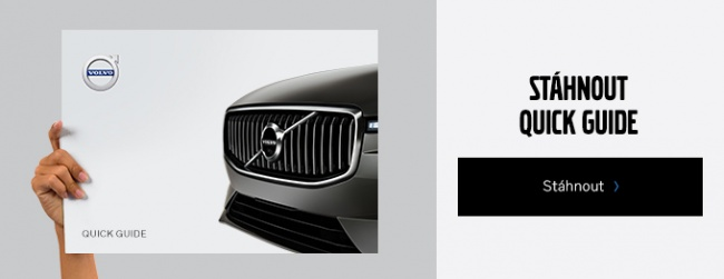 Volvo XC90 - 2011 - EARLY - quick guide